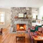 corner stone fireplace family room traditional with wall down sofas and sectionals