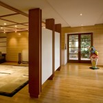 glass room divider living asian with contemporary recessed light trims
