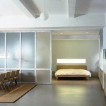 glass room divider spaces austin with