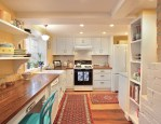 Ikea Apron Sink Kitchen Traditional with White Cabinet Stovetop Tea Kettles