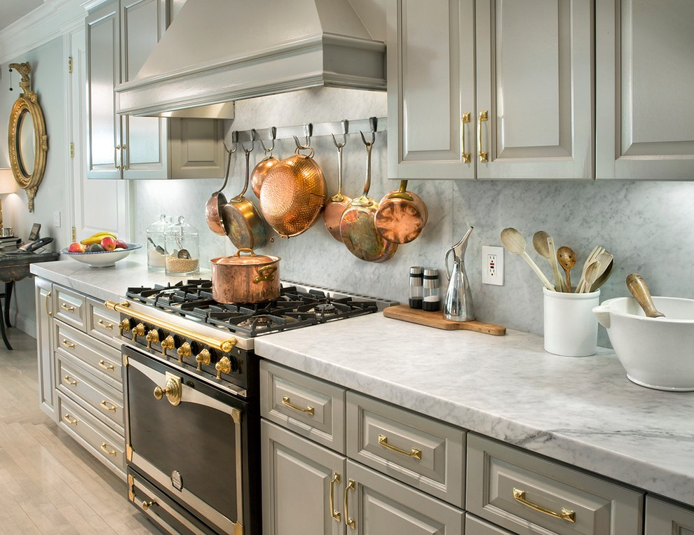 Industrial Cabinet Hardware Kitchen Contemporary with