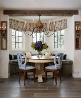 Kitchen Valance Ideas Traditional with Granite Countertop ...