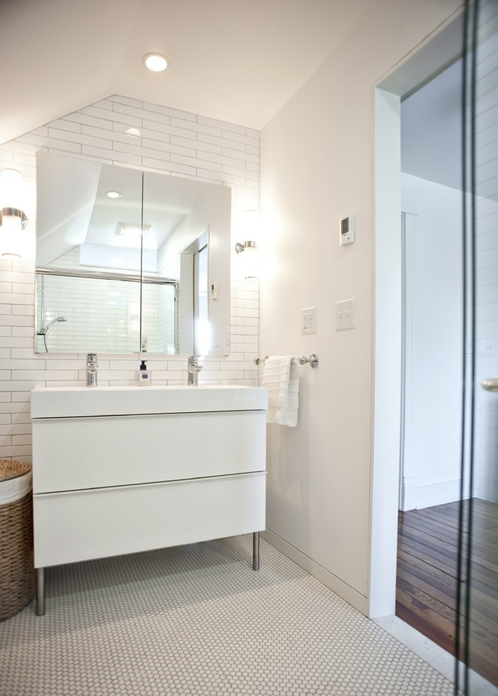 medicine cabinets recessed bathroom transitional with