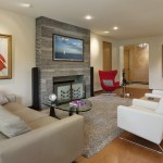 modern fireplace inserts living room midcentury with windows silk throw blankets