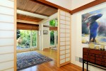 Room Divider Screens with Dining Table Sliding Glass Doors Place Settings