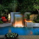water features for entry asian with planters white front doors