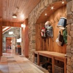 boston mud room hooks with traditional floor lamps entry rustic and stone wall rock