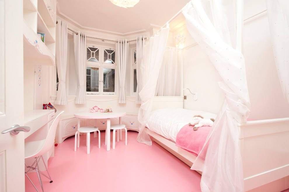 Awesome Hot Pink Girls Room With Teenage Bedroom 4 10 Year