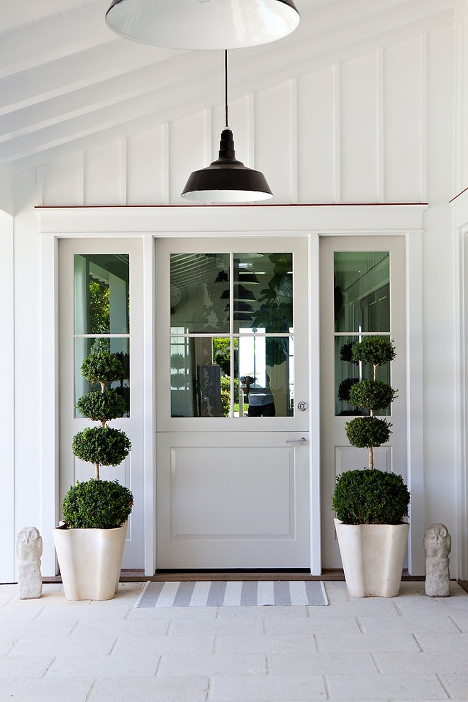 San Francisco Colonial Front Doors Entry Industrial With