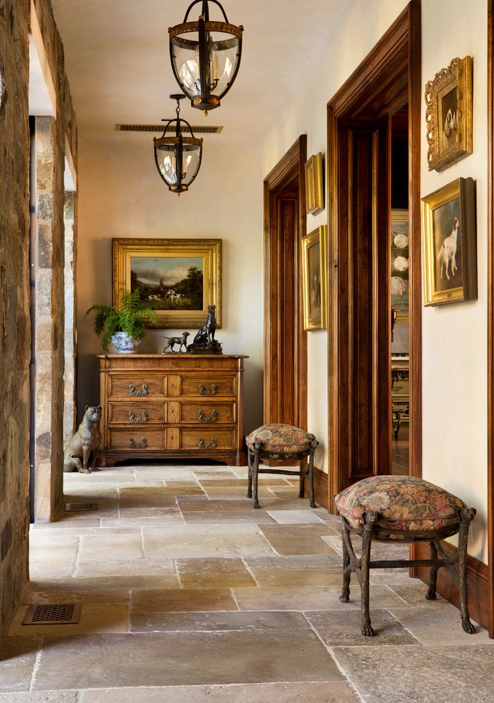 los angeles pictures of travertine floors living room