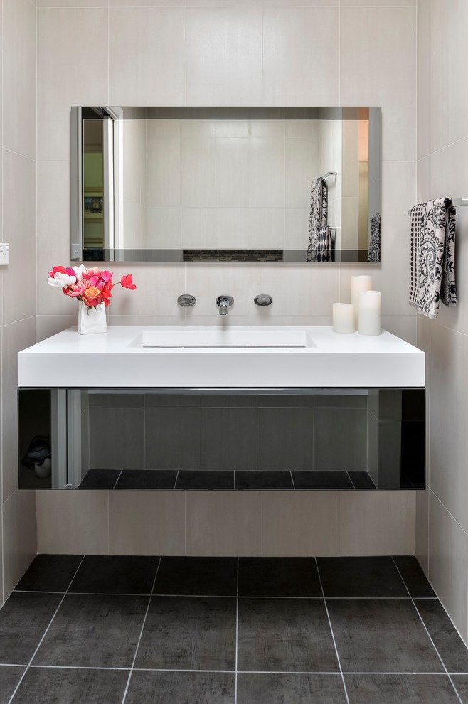 Marvelous Fancy Bathroom Sinks with Contemporary Design