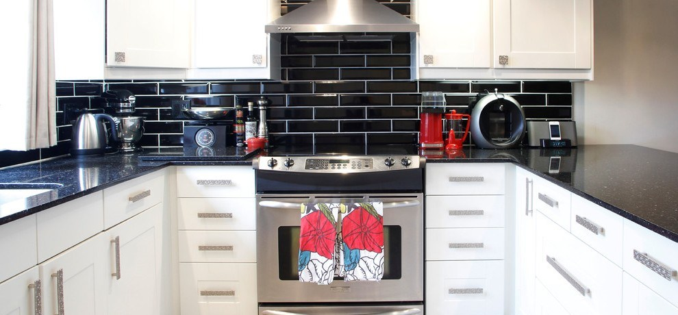 bar pulls kitchen subway tile backsplash with modern sinks contemporary montreal and