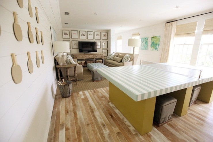 birmingham modern ping pong tables with matte mosaic tiles kitchen and