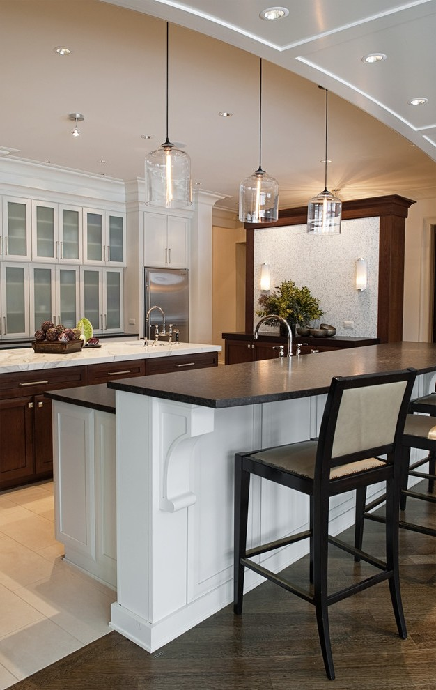 Chicago Kitchen Island Lighting Pictures Contemporary With Pendant