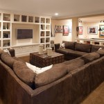 cincinnati entertainment center ikea basement with brown shade contemporary and display shelves sectional sofa