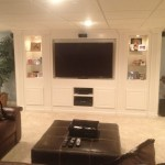 detroit entertainment center ikea basement with transitional coffee table ottomans traditional and custom trim finished