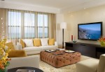 Awesome Wall Mounted Media with Tv interior Design Naples