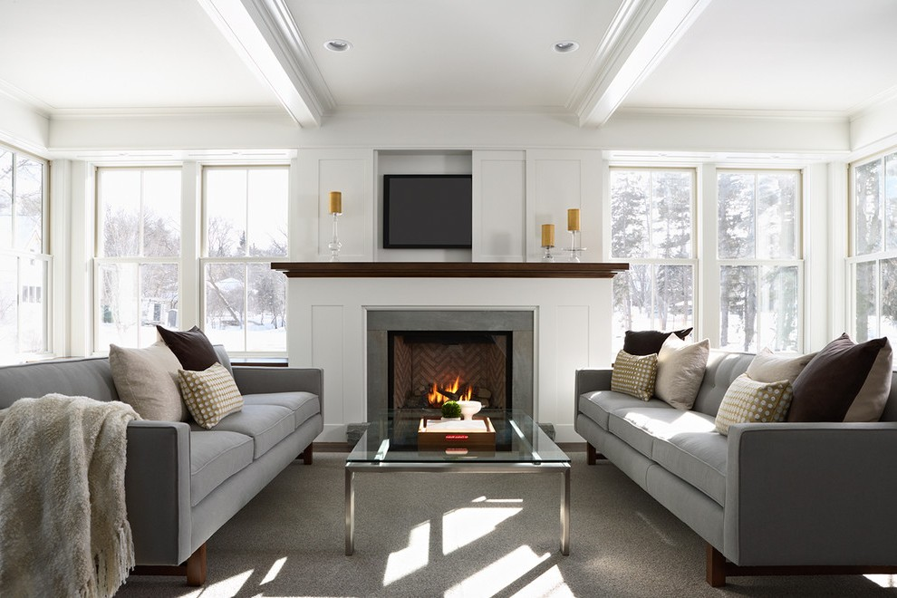 minneapolis best sliding glass living room contemporary with modern transitional fireplaces wood