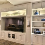montreal entertainment center ikea basement with contemporary mosaic tiles transitional and blue wine cellar