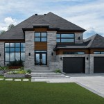 montreal techno design of with garage door sellers and installers exterior contemporary home rinox