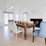 boston farm dining room with gray bookends beach style and color scheme beamed ceiling