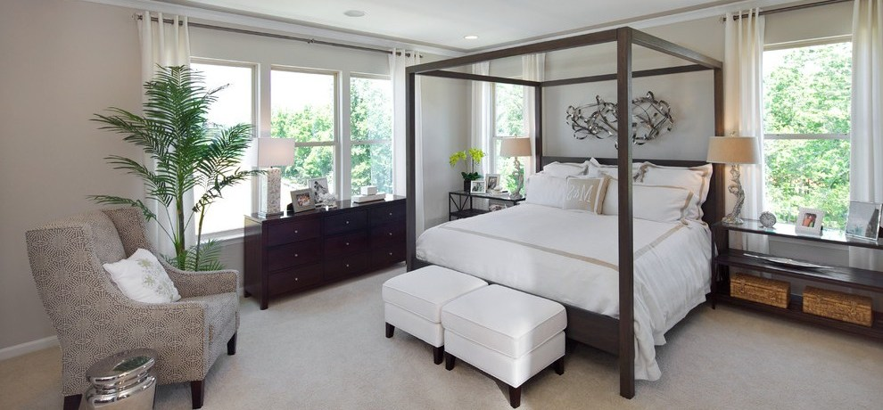 dc metro black canopy bed curtains with queen size beds bedroom contemporary and dark stained wood