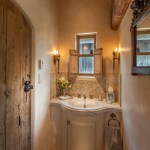 denver commercial bathroom design with soft-close drawers traditional and ski town plaster