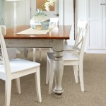 orange county becca linen dining chair with lighting designers and suppliers room beach style carpet flooring white trimmed doorway