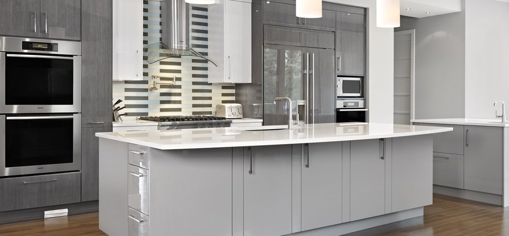 edmonton 2 tone paint ideas with contemporary buffets and sideboards kitchen island