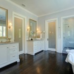los angeles ikea hemnes glass door cabinet with contemporary bath towels bathroom transitional and double vanity freestanding tub