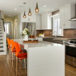 minneapolis kitchen island seating with contemporary cake stands transitional and waterfall