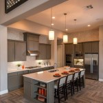 austin stormy monday paint with transitional kitchen islands and carts herringbone tile backsplash