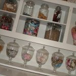 bathroom apothecary jars with eclectic canada and