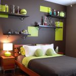 las vegas pastel colored rooms with contemporary kids wall decor and tennis neon green