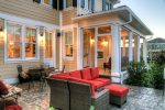 Marvelous Pictures Of Screened Porch Victorian with Wood Floors Removable Screen Panels