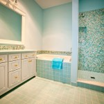 united states milk glass tile with metal look wall and floor tiles bathroom eclectic floral shower blossom