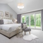 minneapolis gray tufted headboard with traditional pet food mats bedroom and neutral carpet