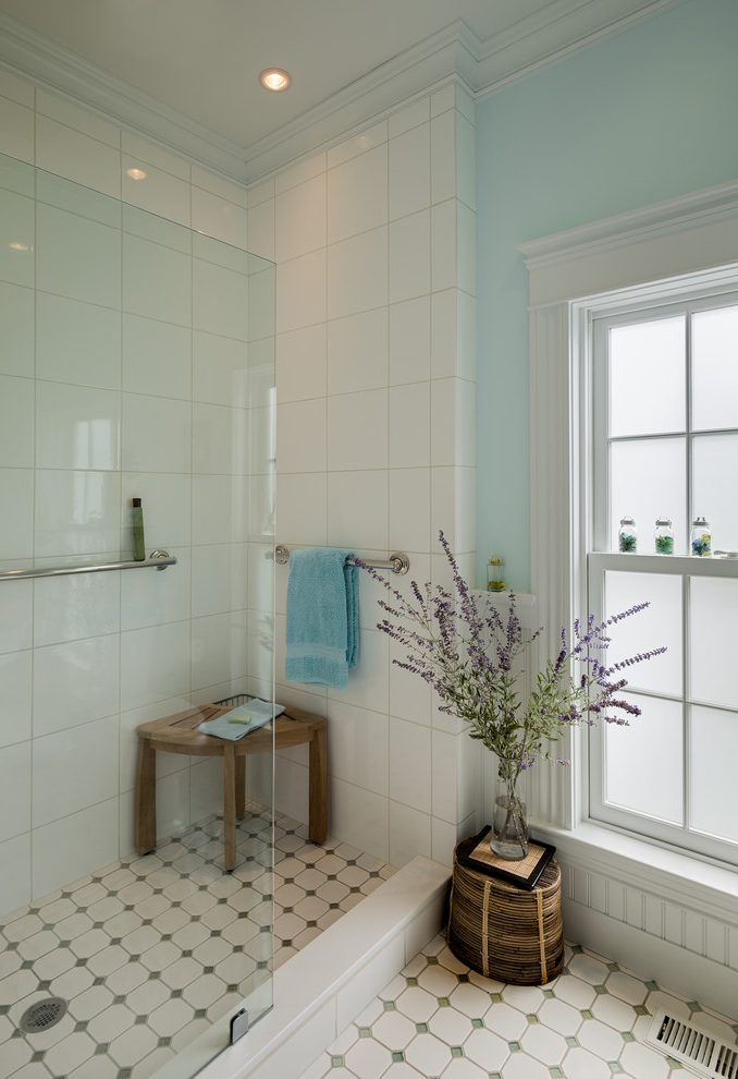 new york marble shower bench with contemporary towel bars bathroom traditional and white window trim rack