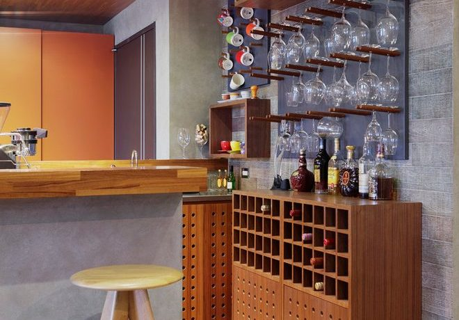 new york wine rack chandelier with vinyl wallpaper rolls home bar contemporary and wall-mounted glass