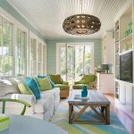 providence decoration ideas for with cotton decorative pillow covers sunroom beach style and rectangular wooden coffee table white window grids