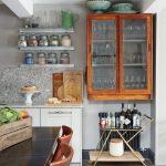 bar cart vintage with kitchen and bath remodelers