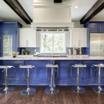 DC Metro black shaker kitchen cabinets Kitchen Contemporary with and bathroom remodelers hardiplank ideas