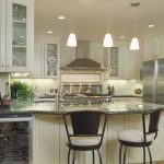 San Francisco white glazed Kitchen Traditional with stone and countertop manufacturers showrooms peel stick backsplash tile ideas