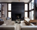 Glorious Gas Fireplaces Modern Living Room Modern interior Designs with Window Dealers and installers Chimney Cleaners