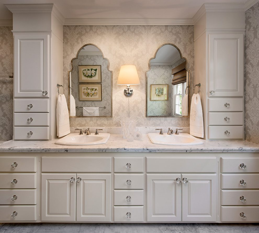 Santa Barbara Bathroom Mirrors Lowes Bathroom Traditional With Stone And Countertop Manufacturers Showrooms Santa Cecilia White Cabinets