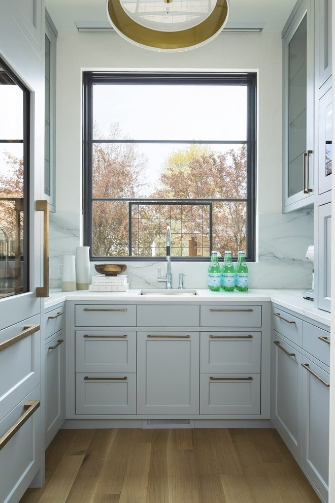 DC Metro painting cabinets gray Kitchen Transitional with kitchen and bath fixture showrooms retailers kickplate ideas