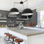 Dorset Cheap Apartment Decor Kitchen Industrial with kitchen and bathroom designers polished concrete floor
