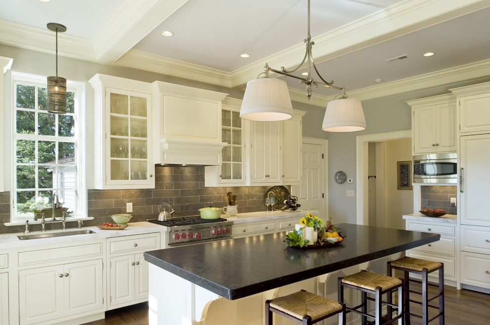 Philadelphia china cabinet designs Kitchen Traditional with kitchen and bathroom remodelers annie sloan painted cabinets