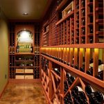 Seattle antique wine jugs Wine Cellar Mediterranean with cabinet and cabinetry professionals flowering shrubs mediterranean