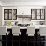 Toronto golden oak cabinets Kitchen Transitional with kitchen and bathroom remodelers modern white